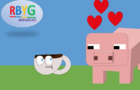 Tea Cup - Pig Love (Minecraft Animation)