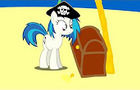 Vinyl Scratch Pirate I
