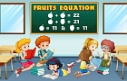 Fruit Equations