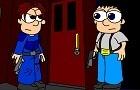 Resident Evil 2 - Kendo