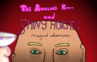 TRUMPSKI GETS A NEW HAIRCUT (The Amazing Kitty and Shiny Horse's magical adventures 1)