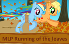 MLP running of the leaves