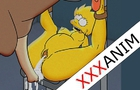 Adult Lisa's horse ride (Simpsons) (porn)