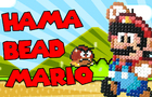 Super Mario- Hama Bead Stop Motion Animation