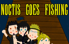 Final Fantasy XV - Noctis Goes Fishing