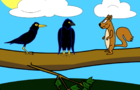 The DipDock Crows: Squirrel Nuts