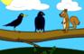 The DipDock Crows: Squirrel Nuts