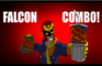 FALCON COMBO! (Smash Bros Anime)