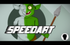 Goblin Warrior   Speed Art Illustration