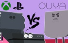 Ouya vs xbox one vs ps4