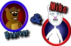 Bearver & Mike: Tidy Cat