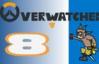 OVERWATCHED ep. 8 - Junkrat Tries