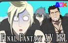 Final Fantasy XV - Road Trip IRL