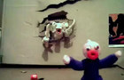 Attack of the Killer Mutant - Clay animation