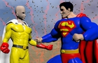 Saitama vs Superman FIGHT FACTOR
