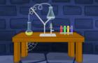 Creepy Lab Escape