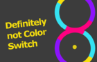 Definitely not ColorSwitch