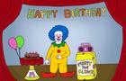 A Funny Clown