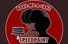 Speedpaint:Bake Me A Cake