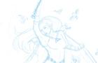 drawing progress