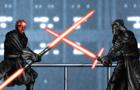 Darth Maul vs Kylo Ren Spoof
