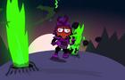 Samurai Run: Planetary Treadmill