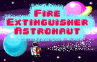 Fire Extinguisher Astronaut II