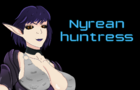 Animation #5 - Nyrean huntress