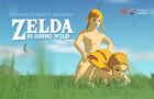 Zelda is going wild - Innocent animation