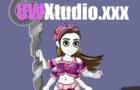 UWXtudio v0.3 demo