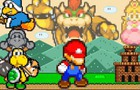 Mario Castle Invasion