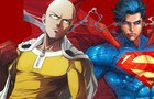 One punch man vs Superman