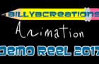 BillyBCreations Animation Reel