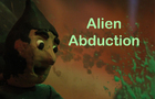 Alien Abduction Stop Motion