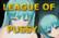 League of Pussy V.03 Meet Sona and Ahri