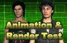 Daz 3D to iClone 6 Animation & Render Test