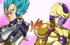 Vegeta VS Frieza (Remastered)