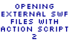 Opening External SWF files through Actionscript 2