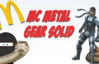McMetalGearSolid Parody Finished