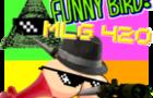 Crazy Hat: MLG 420