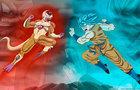 SSBSS Goku Vs. Golden Frieza