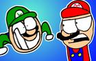 Mama Luigi Can Fly
