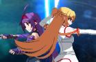 Asuna vs Yuuki