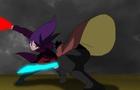 Andashi vs Kira - Original Fight Scene Animation ( WIP )