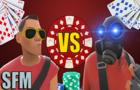 Pyro plays poker