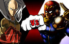 Captain Falcon vs Saitama