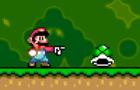 Mario's Koopa Shell Calamity