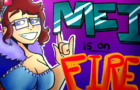 Mei Is On Fire