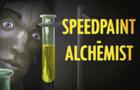 Speedpaint - Alchemist