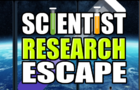 Scientist Research Escape